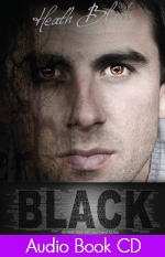 Black - Audio Book - CD